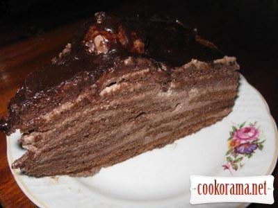 Торт «Черепаха»