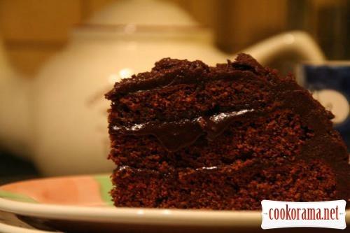 Торт «Шоколадница»