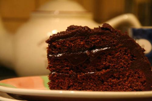 "Торт ""Шоколадниця"""