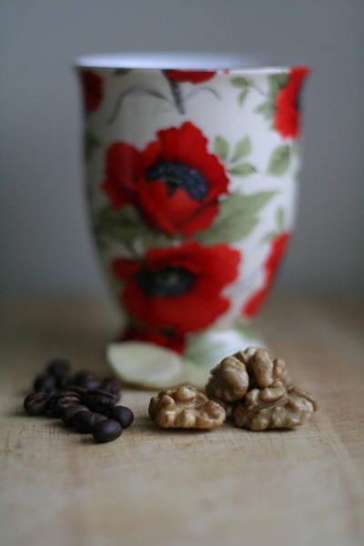 Орехово-имбирный кофе