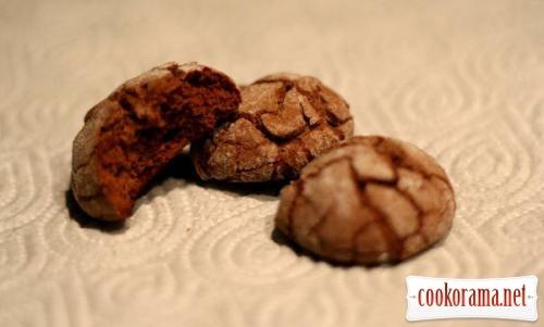 Шоколадні тріщинки