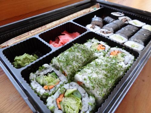 Доставка суши от Кукорамы