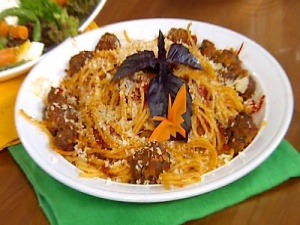 Спагеті «Болоньєзе»