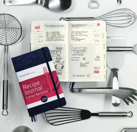 Moleskine Passions: Книга Рецептов