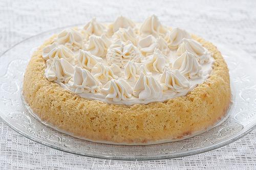 Торт «Три молока» (Torta Tres Leches)