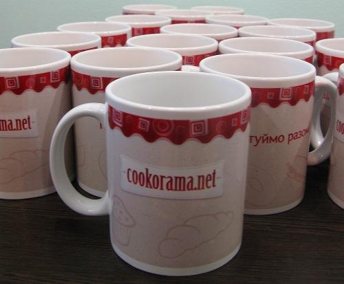 Чашки наступають! )
