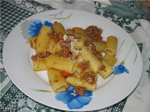 Рагу неаполитанское - Ragu napoletano