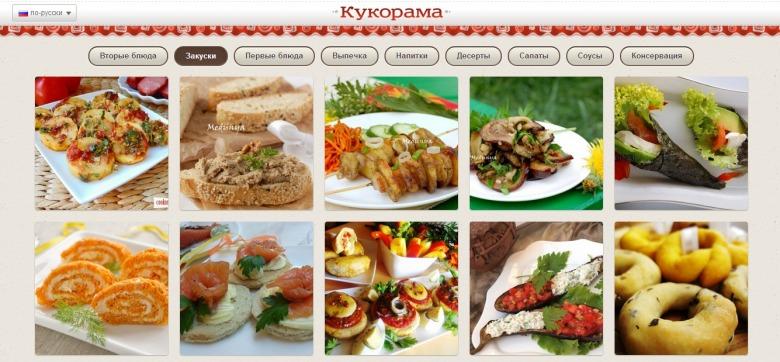 Сайты-сателиты Кукорамы