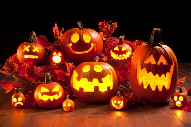 Раздел рецептов для Хэллоуина