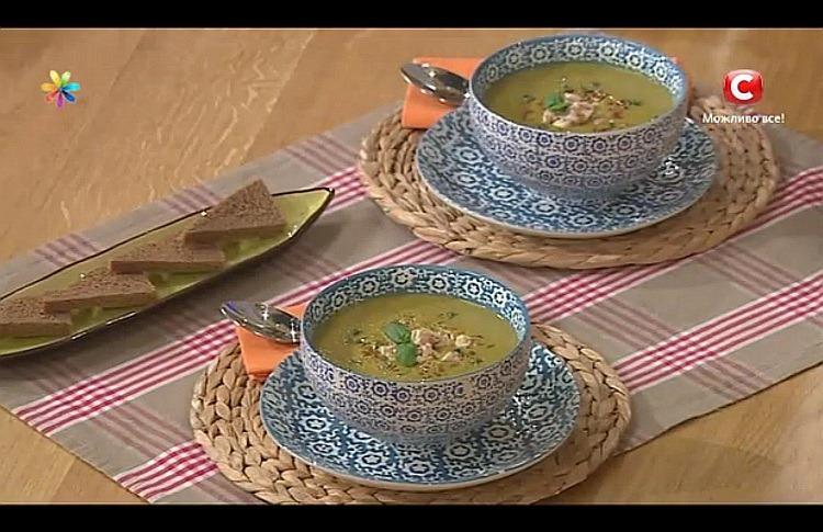 Гострий суп із сочевиці від Вінченцо Барба