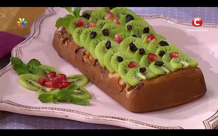 Согревающий творожный десерт от Татьяны Литвиновой