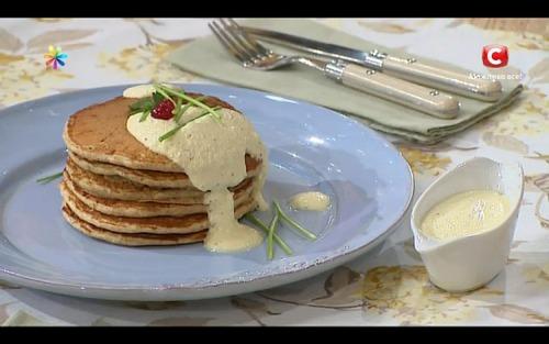 Американские хоткейки за 15 минут от Анны Кушнерук