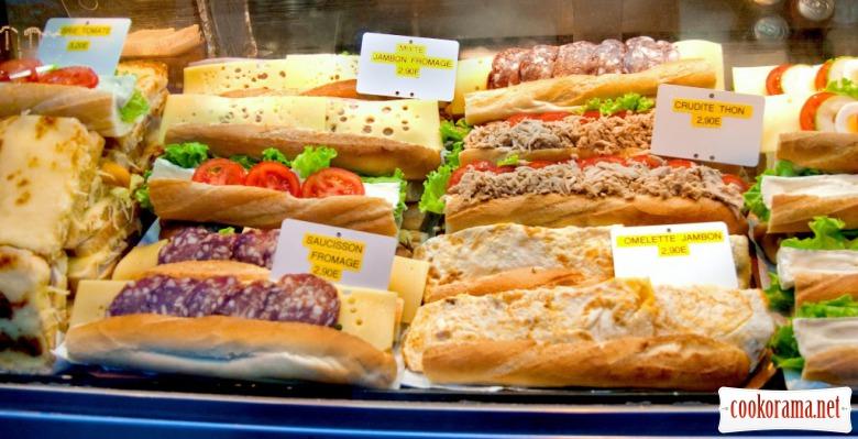 Флешмоб уличной еды или street food