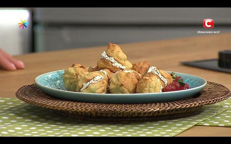 Пирожные из цветной капусты от Татьяны Литвиновой