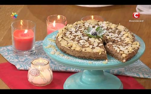 Гранатовый торт для привлечения любви