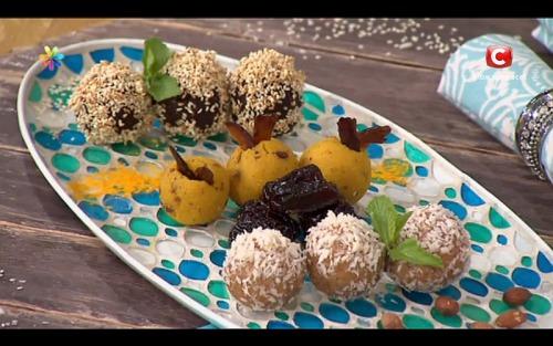 Жемчужные ладду — восточные сладости от Сергея Калинина