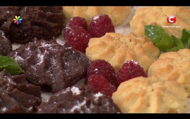 Полезное печенье за 30 минут c Мариной Шевченко!