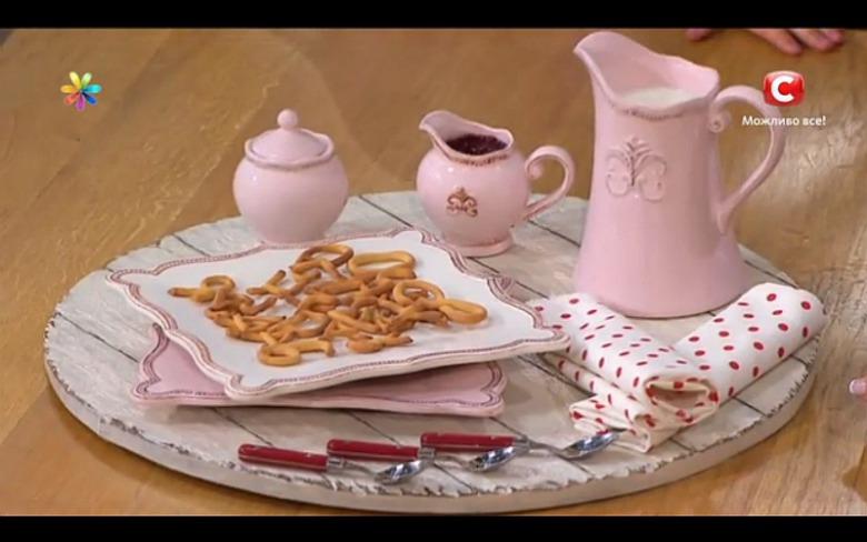 Алфавитное печенье для Вашего малыша от семьи Присяжнюк!
