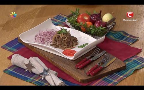 Армянский «Тживик» из субпродуктов от Микаэля Арояна