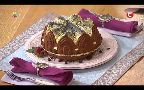 Маковый пирог Аллы Ковальчук