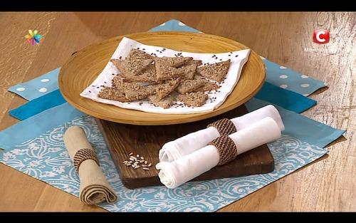 Злаковое энергетическое печенье от Сергея Калинина