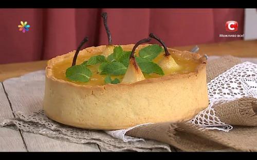 Десерт с мировым именем «Груша в хрустале»