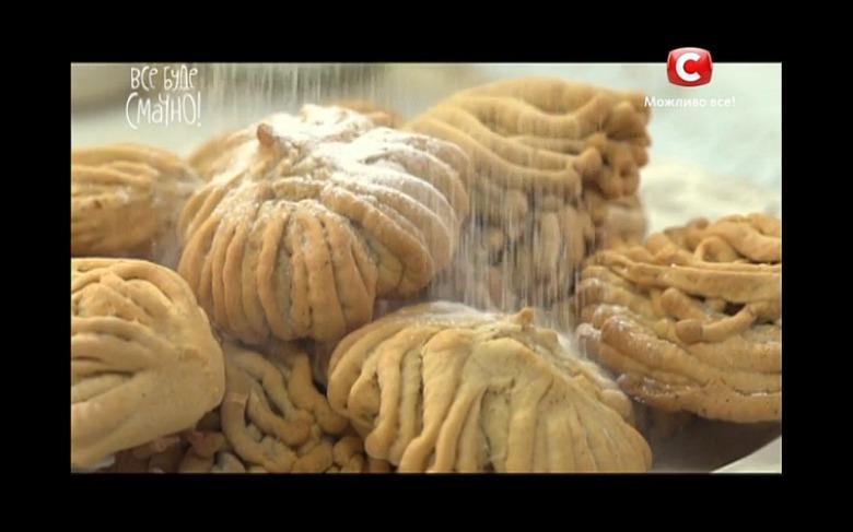 Печенье на рассоле от Евдокии Андреевны