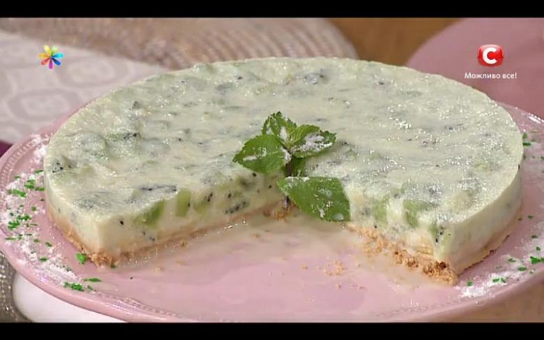 Нежнейший йогуртовый торт без выпекания от Ларисы Ренар