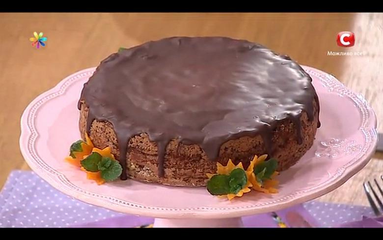 Торт-каша от кулинара Татьяны Литвиновой