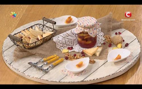 Супервитаминная консервация: варенье из айвы от Виктора Перехреста