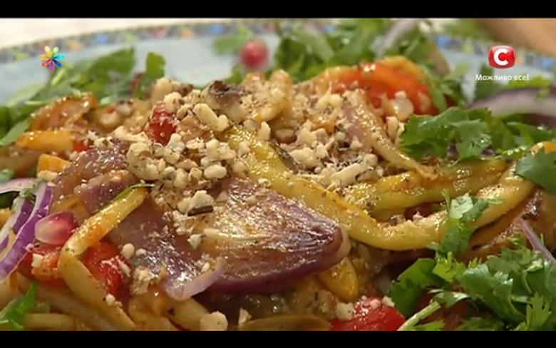 Аджапсандали – грузинское овощное рагу от Микаэля Арояна