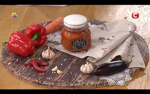 Консервированный салат с фасолью и овощами от Аллы Ковальчук