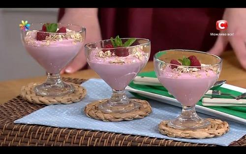 Десерт из закваски для похудения – кранахан