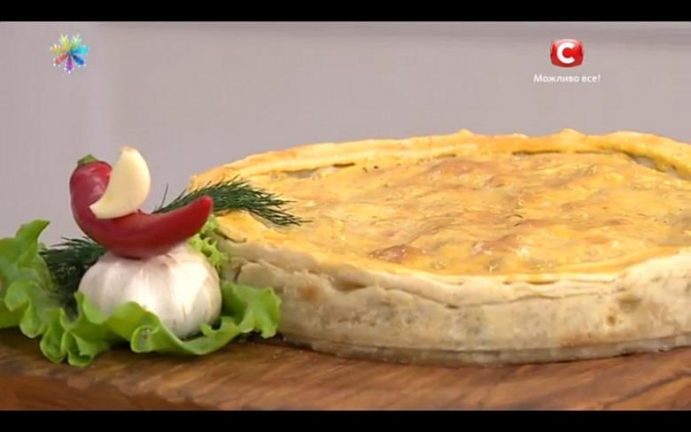 Английский пирог из субпродуктов от Татьяны Литвиновой