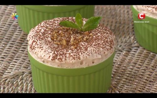 Парфэ — освежающий десерт без выпекания