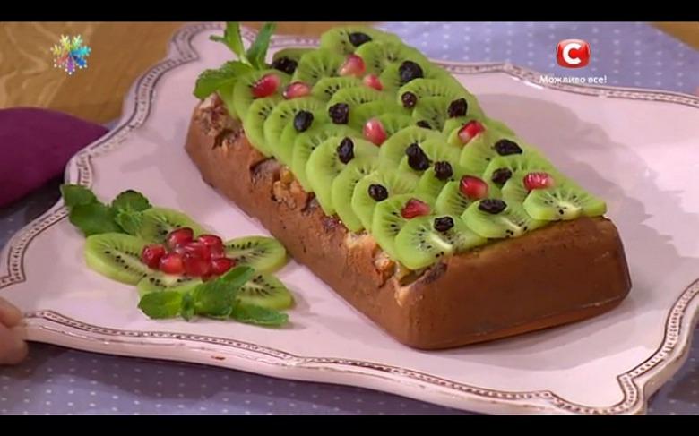 Творожный десерт, который согреет зимой