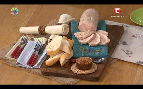 Невероятно вкусная домашняя колбаса от Андрея Бабаева