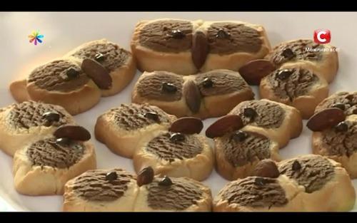 Печенье-совушки ко Дню Св. Николая от Татьяны Литвиновой