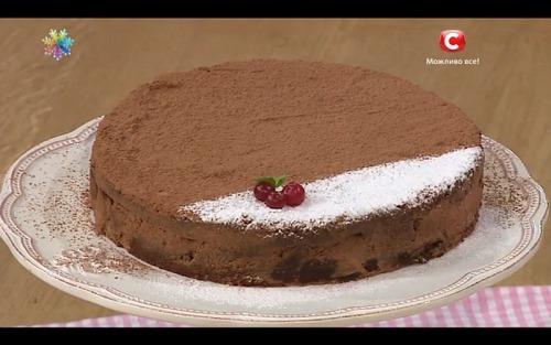 Соблазнительный пирог любви от Ларисы Ренар