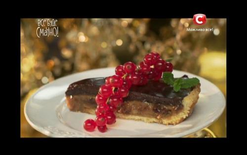 Пиріг з ірисок від Лізи Глінської