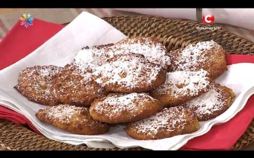 Витаминное печенье за 15 минут от Татьяны Литвиновой
