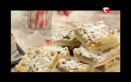 Тертий пиріг від Алли Ковальчук