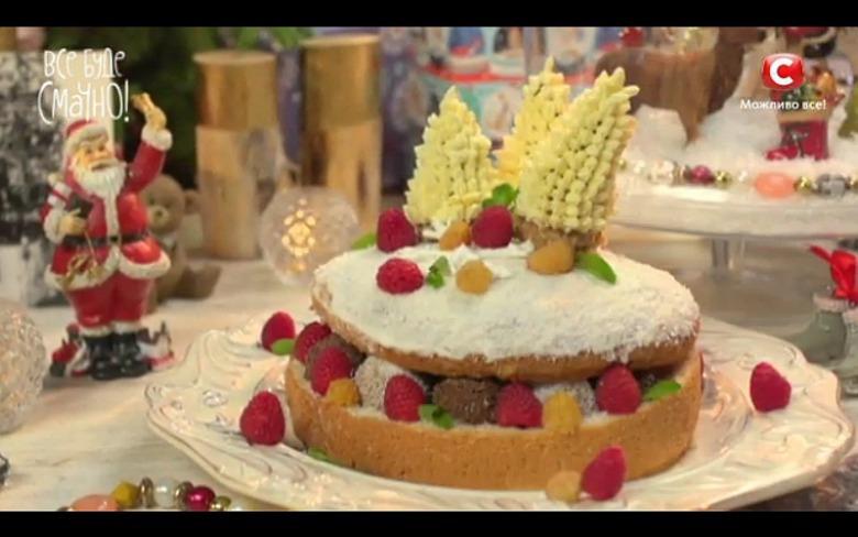 Торт «Скринька» від Єлізавети Глінської