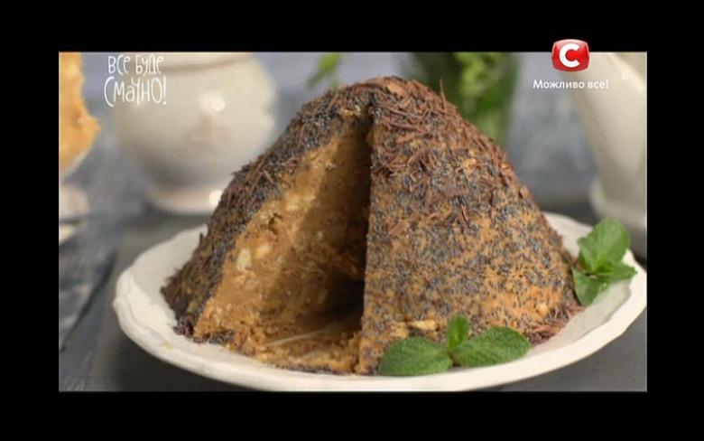 Торт «Мурашник» від Алли Ковальчук