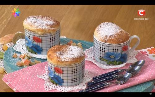 Любимый пирог от Аниты Луценко!