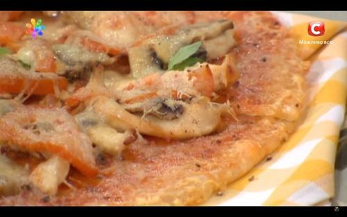 Рецепт идеальной пиццы от маленького «МастерШефа» Вани Тамашева