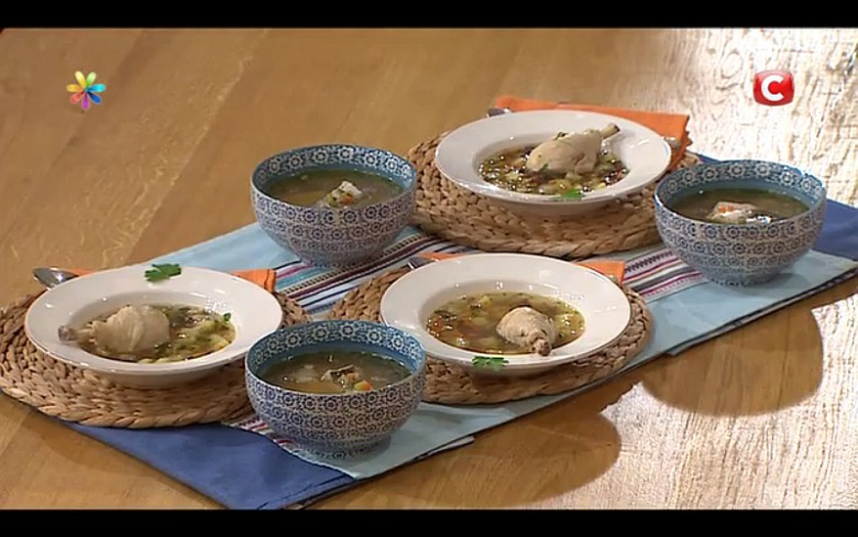 Традиционный масленичный суп Калья от Аллы Ковальчук