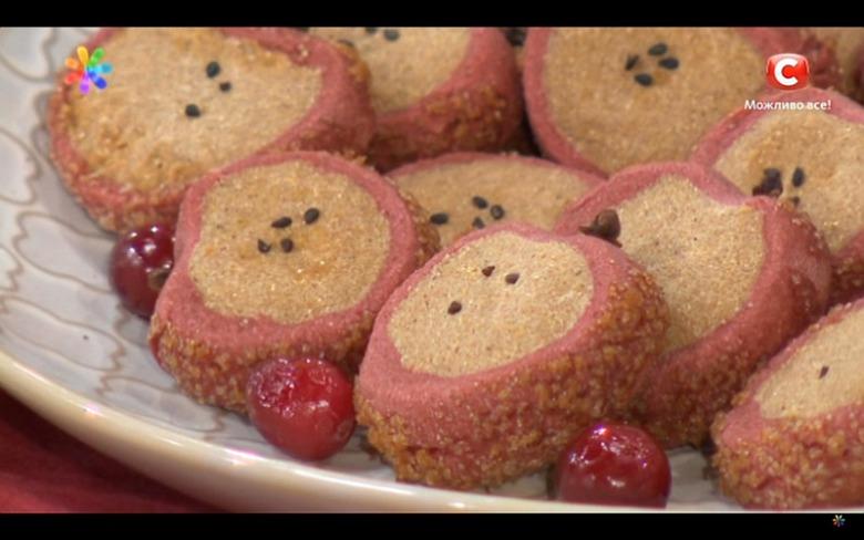 Диетическое печенье «Яблочко» от Марины Вдовенко