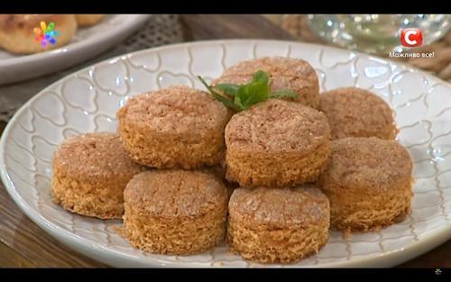 Томатное печенье от Лены Панкевич