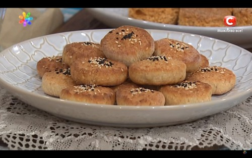 Банановое печенье без яиц, масла и сахара от Виктории Резник